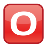 O Button (Blood Type) on emojidex 1.0.33