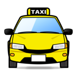 Oncoming Taxi on emojidex 1.0.33