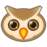 Owl on emojidex 1.0.33