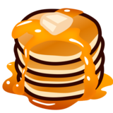 Pancakes on emojidex 1.0.33