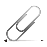 Paperclip on emojidex 1.0.33