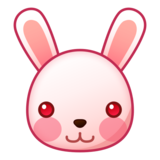 Rabbit Face on emojidex 1.0.33