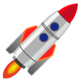 Rocket on emojidex 1.0.33
