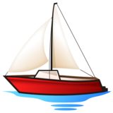 Sailboat on emojidex 1.0.33