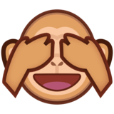 See-No-Evil Monkey on emojidex 1.0.33