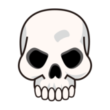 Skull on emojidex 1.0.33