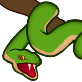 Snake on emojidex 1.0.33