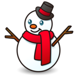 Snowman on emojidex 1.0.33