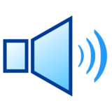 Speaker High Volume on emojidex 1.0.33