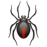 Spider on emojidex 1.0.33