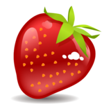 Strawberry on emojidex 1.0.33