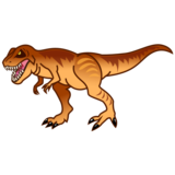 T-Rex on emojidex 1.0.33