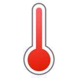 Thermometer on emojidex 1.0.33