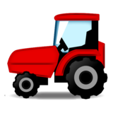 Tractor on emojidex 1.0.33