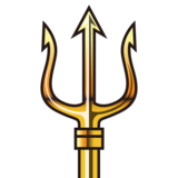 Trident Emblem on emojidex 1.0.33