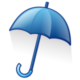 Umbrella on emojidex 1.0.33