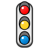Vertical Traffic Light on emojidex 1.0.33