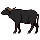 Water Buffalo on emojidex 1.0.33