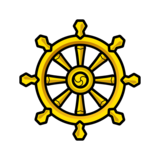 Wheel of Dharma on emojidex 1.0.33