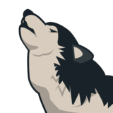 Wolf on emojidex 1.0.33