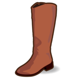 Woman's Boot on emojidex 1.0.33
