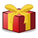 Wrapped Gift on emojidex 1.0.33