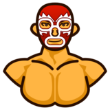 People Wrestling on emojidex 1.0.33