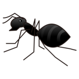 Ant on emojidex 1.0.34