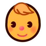 Baby on emojidex 1.0.34