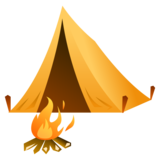 Camping on emojidex 1.0.34