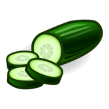 Cucumber on emojidex 1.0.34