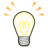 Light Bulb on emojidex 1.0.34