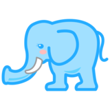 Elephant on emojidex 1.0.34