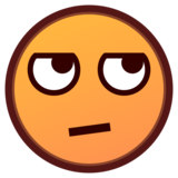 Face With Rolling Eyes on emojidex 1.0.34