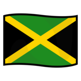 Flag: Jamaica on emojidex 1.0.34