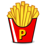 French Fries on emojidex 1.0.34