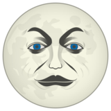 Full Moon Face on emojidex 1.0.34