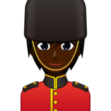 Guard: Dark Skin Tone on emojidex 1.0.34