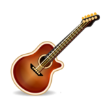 Guitar on emojidex 1.0.34