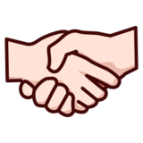 Handshake, Type-1-2 on emojidex 1.0.34
