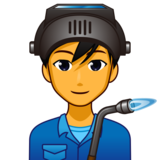 Man Factory Worker on emojidex 1.0.34