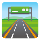 Motorway on emojidex 1.0.34