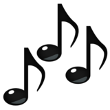 Musical Notes on emojidex 1.0.34