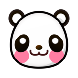 Panda Face on emojidex 1.0.34
