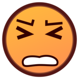 Persevering Face on emojidex 1.0.34