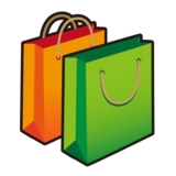 Shopping Bags on emojidex 1.0.34