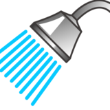 Shower on emojidex 1.0.34