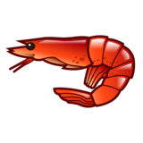 Shrimp on emojidex 1.0.34