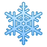 Snowflake on emojidex 1.0.34