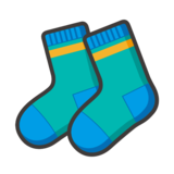 Socks on emojidex 1.0.34